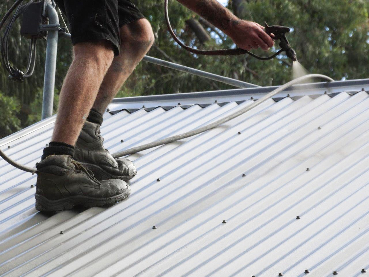 What Is The Best Metal Roof Paint Mhi Roofing