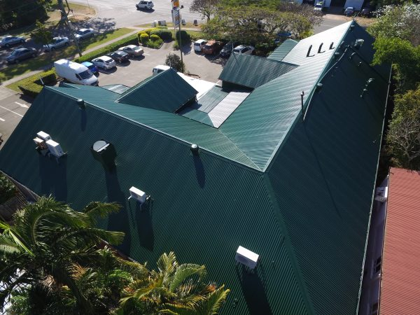 Heat Reflective Roof