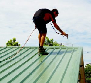 Repaint Roof