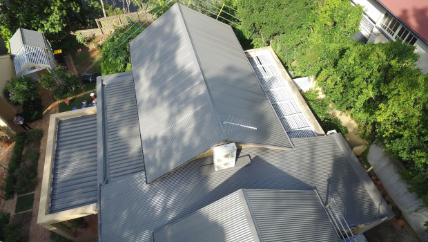 Metal Roof Restoration Brisbane Mhi Roofing 20 Years